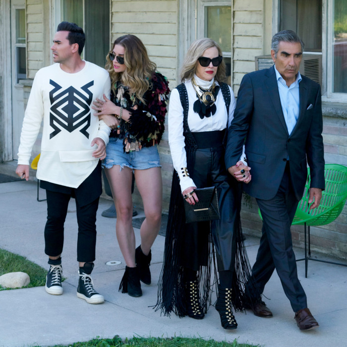 "Netflix: ""Schitt's Creek"" Season 5- When to release ?"