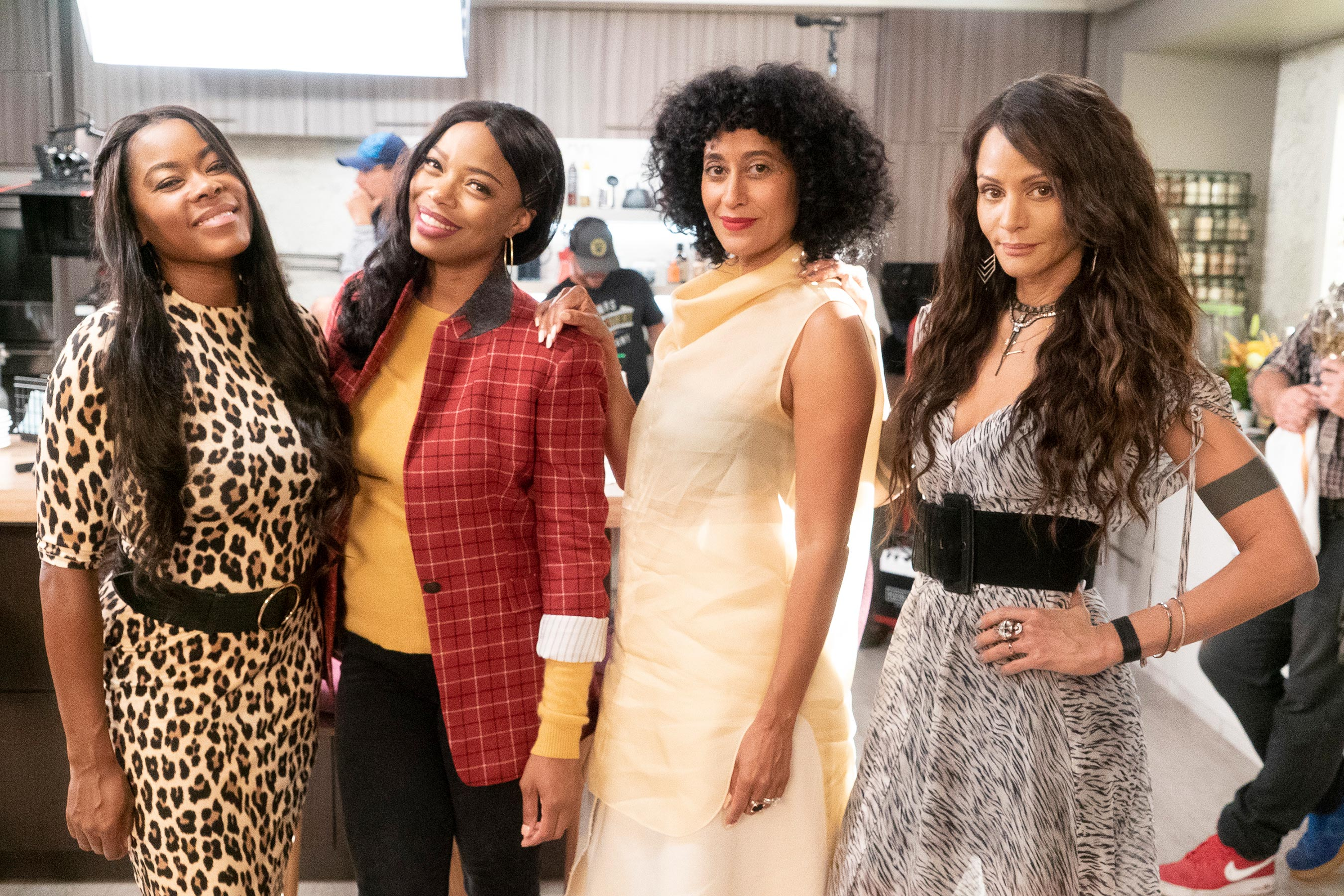 Black-ish brings Girlfriends back for a special reunion episode