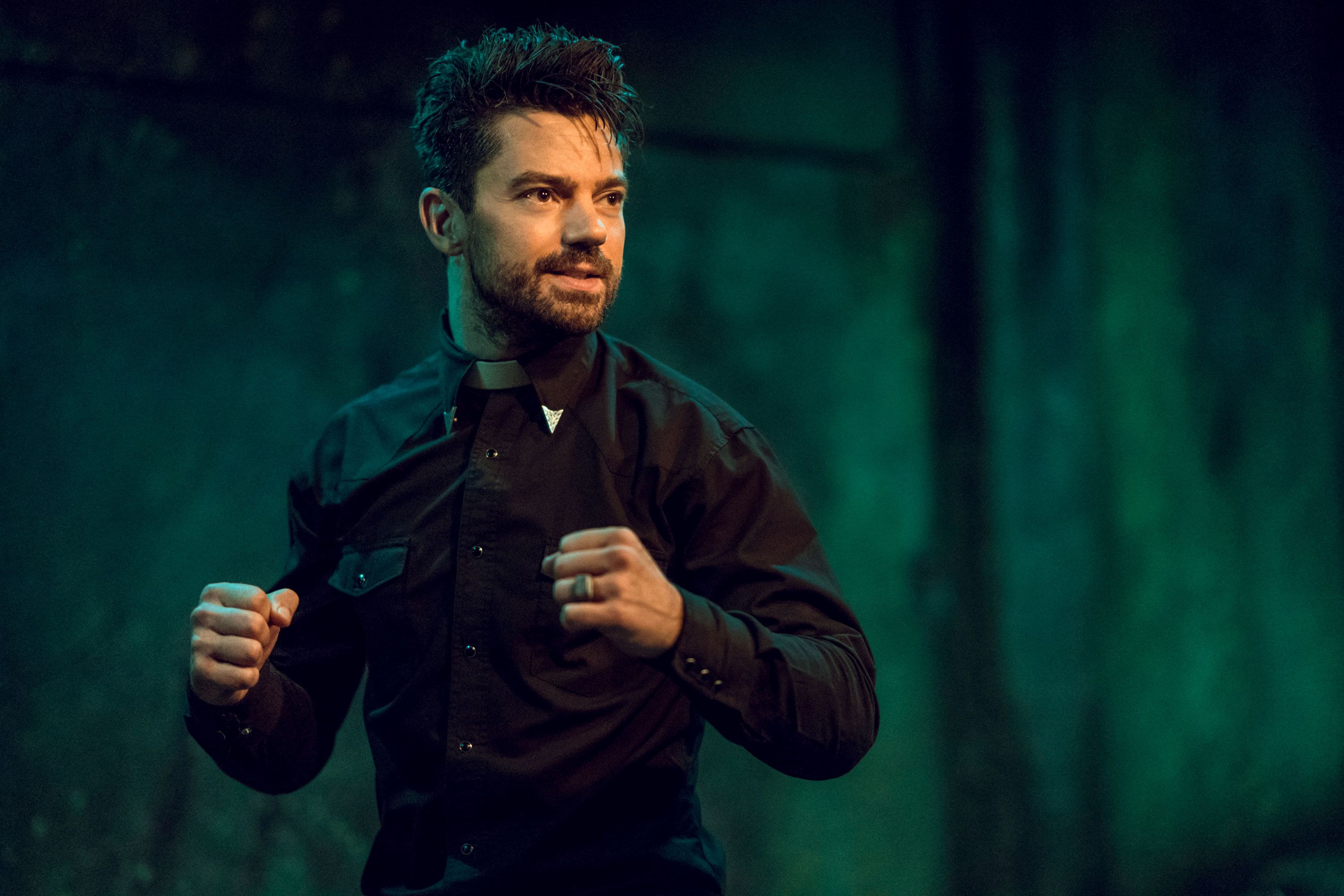 """Finally..!! It's time for """"Preacher"""" Finale- Release Date and information"""
