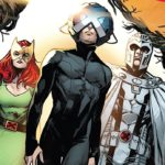 NYCC Released New Covers, Interior Art from Marvel's Dawn of X Panel