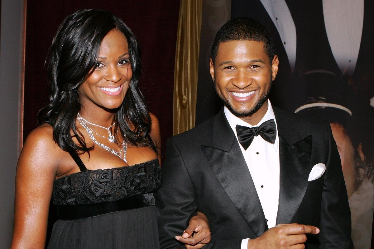 "Why Usher's Ex-Wife Tameka Foster Calls Him Her ""Best Mistake"" ?"