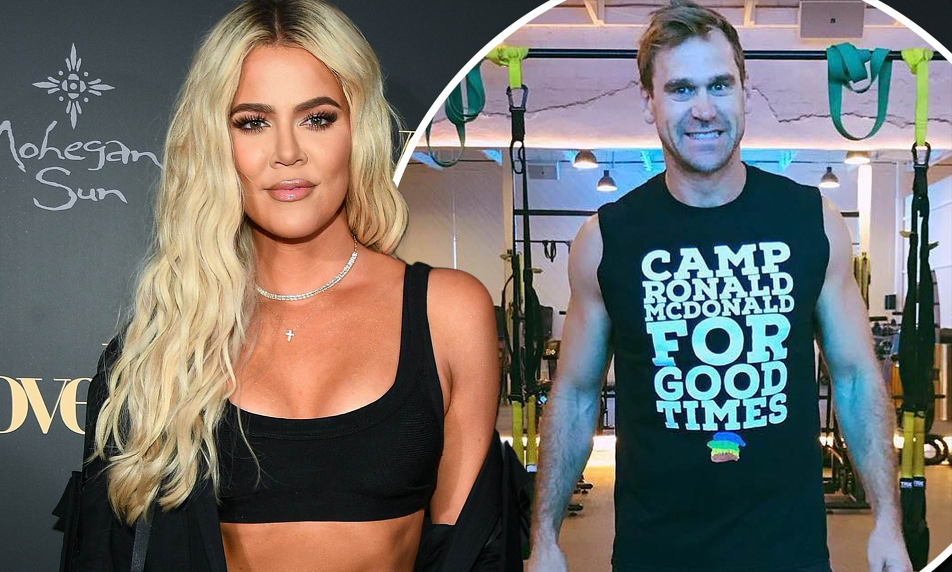Khloe Kardashian's Gym Trainer Luke Milton Shares 'The Secret To Her Rock Hard Abs'