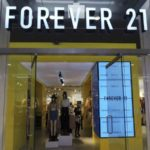 What lead Forever 21 fashion chain to file for Chapter 11 bankruptcy?