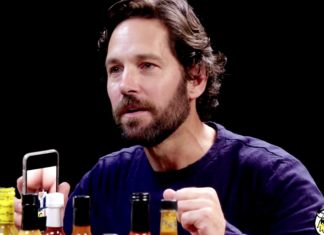 Paul Rudd revealed his hilarious NSFW photography skills on Hot Ones