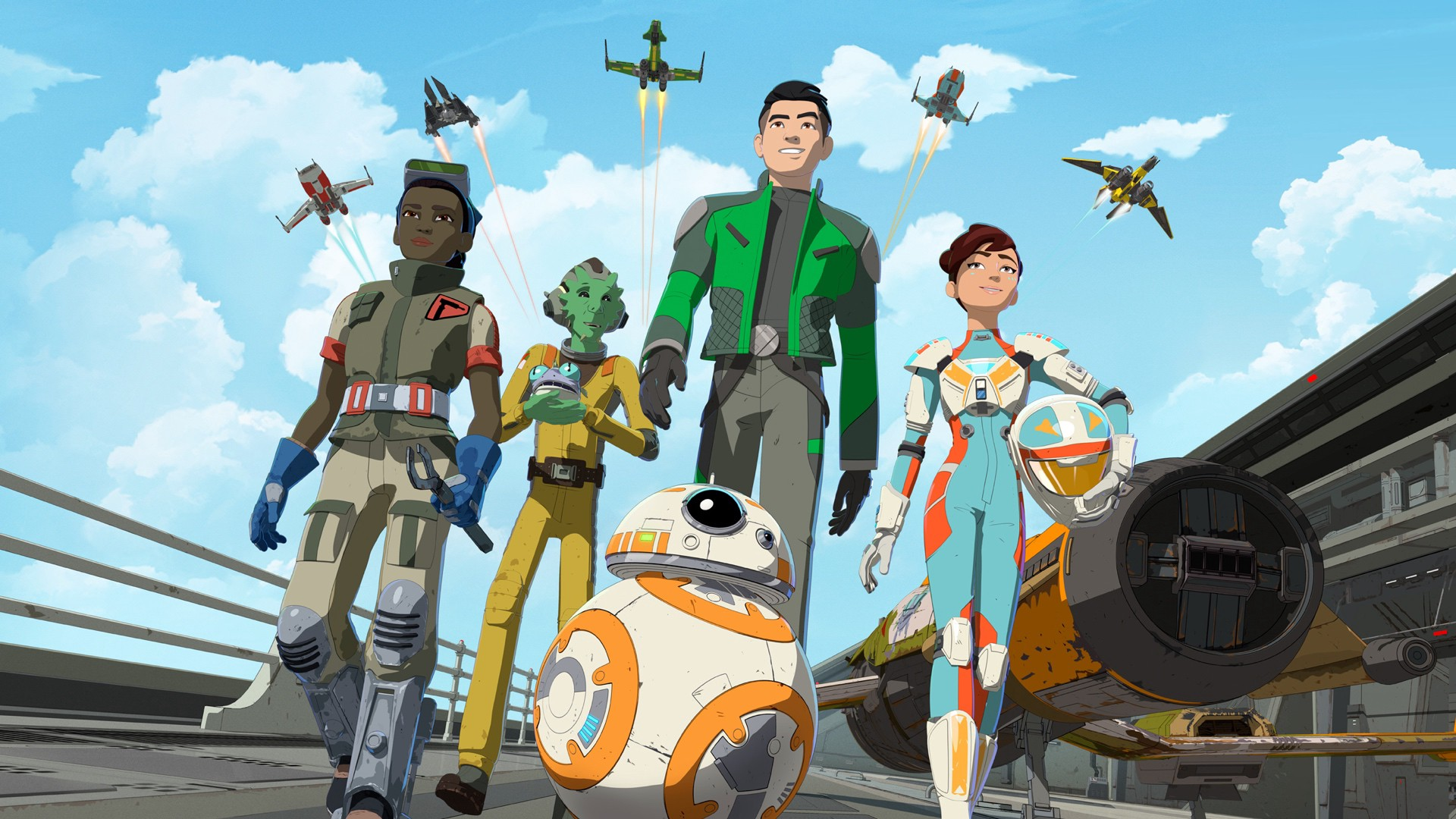 """Star Wars Resistance' Season 2 Episode 1: Full Review"