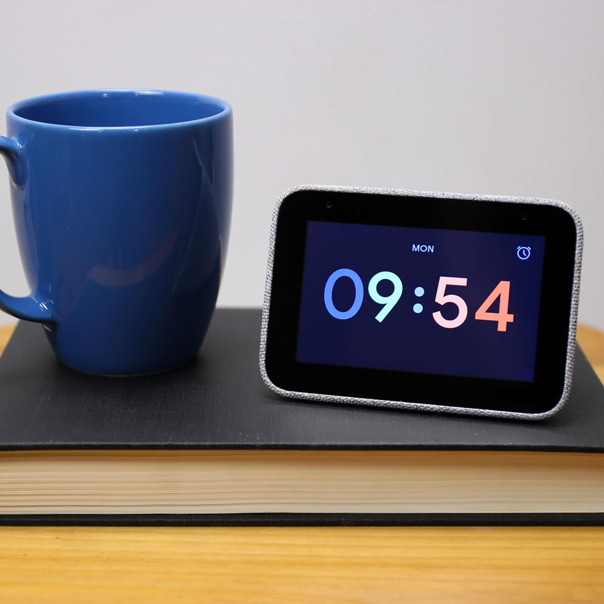 Lenovo Smart Clock -it's time to ditch the vintage alarm clock'- Review and Full specs