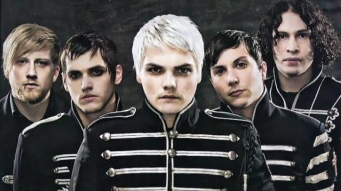 """'The Black Parade': Gerard Way talks """"safety"""" of playing a character"""