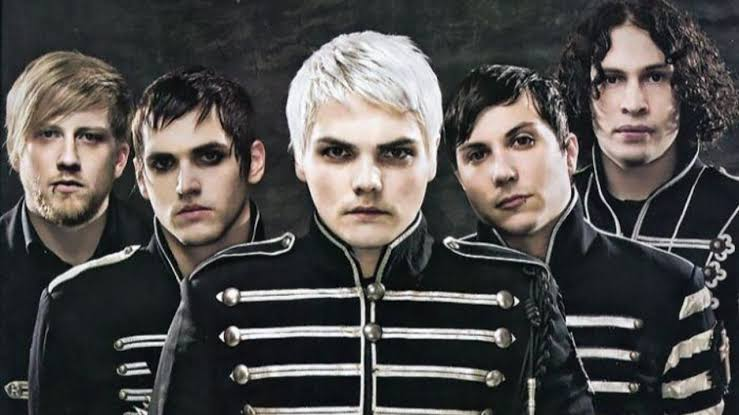 "'The Black Parade': Gerard Way talks ""safety"" of playing a character"