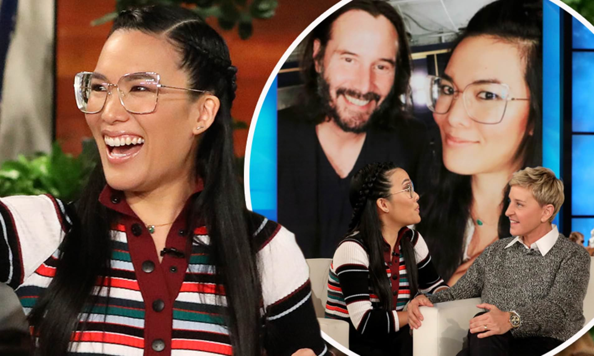 Ali Wong Once Bombed in Front of Eddie Murphy :Here what happened?