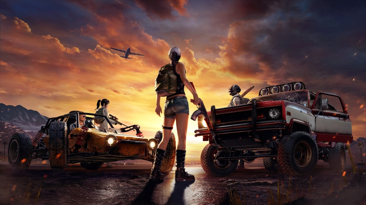 PUBG now supports cross-platform play between Xbox One and PlayStation 4