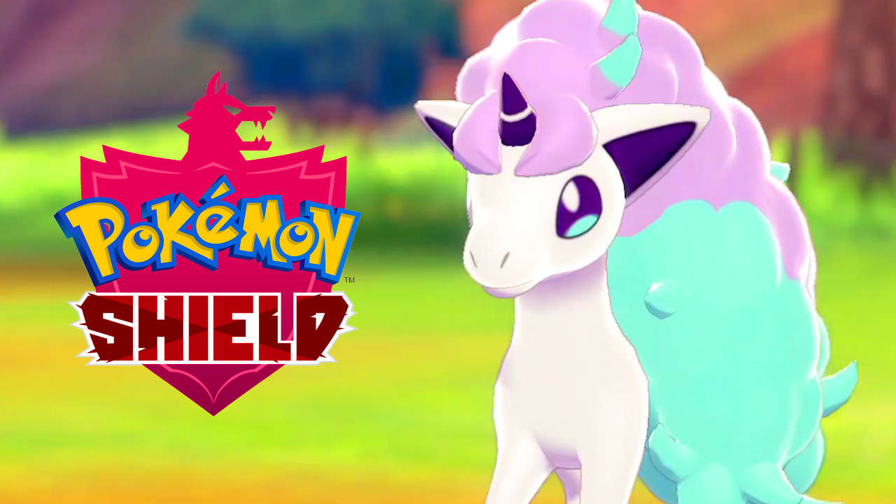 EXCLUSIVE : Galarian Ponyta is confirmed for Pokémon Shield
