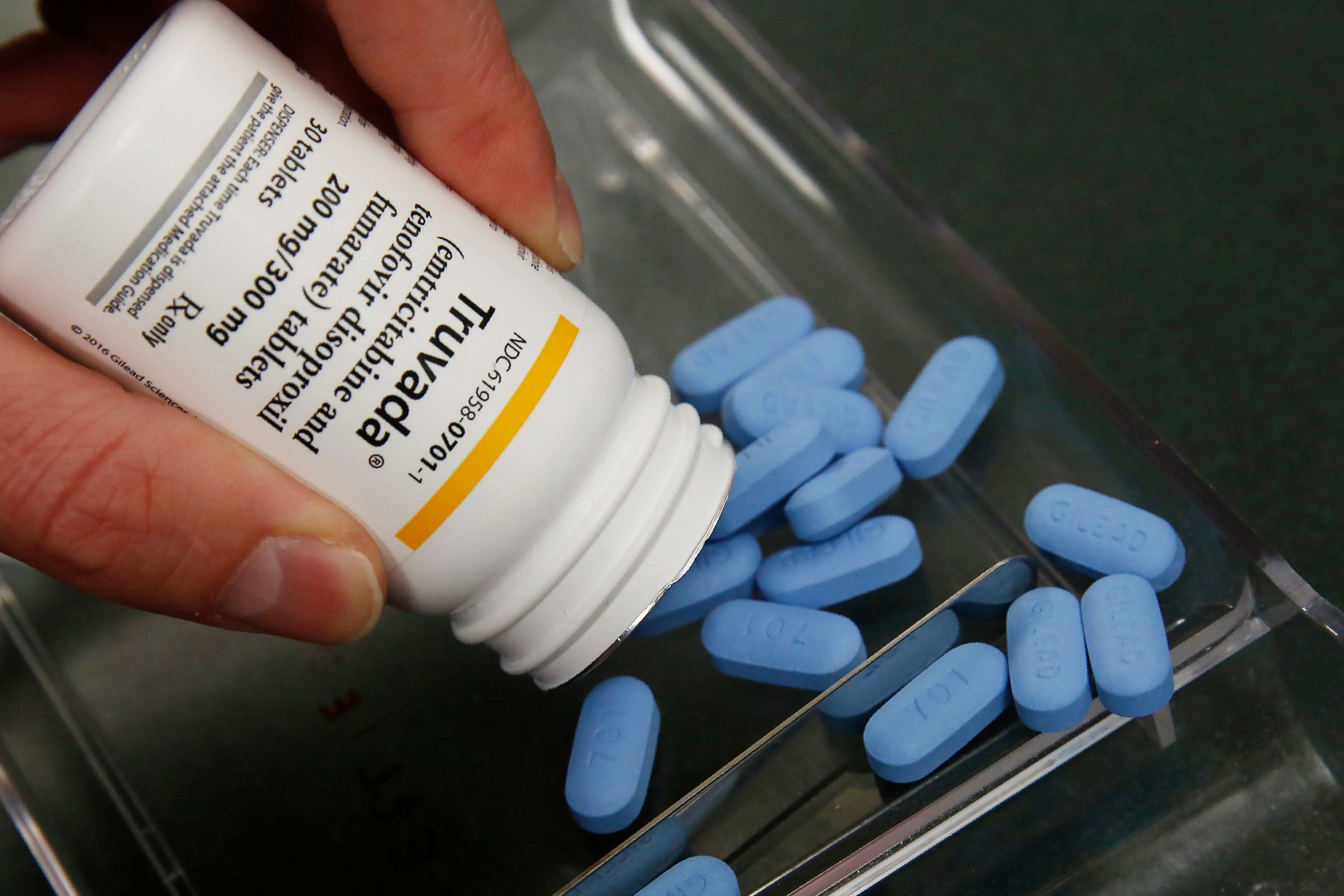 HIV Prevention Drugs Soon Available Without A Prescription : Details inside