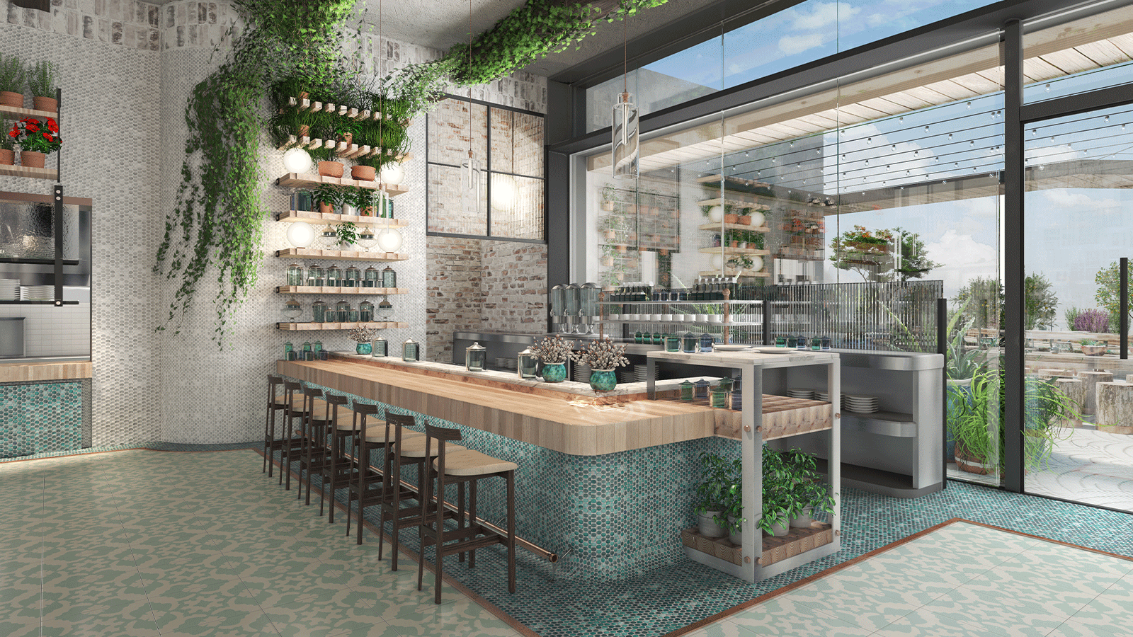 Nation's First Weed Cafe to be Opened shortly in West Hollywood