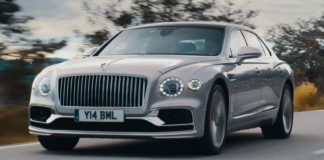 A Great Case For Big Luxury Saloons by 2020 Bentley Flying Spur
