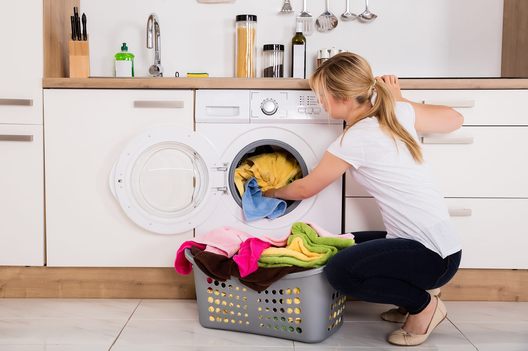 Bacteria could be infesting your washing machine