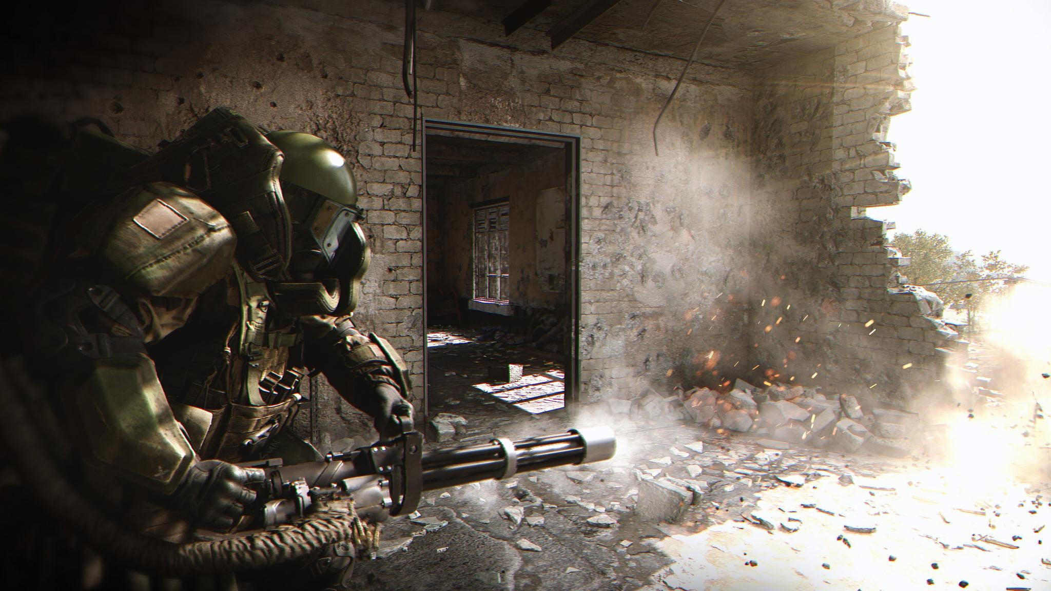 Call of Duty: Modern Warfare x Revealed New Burger King