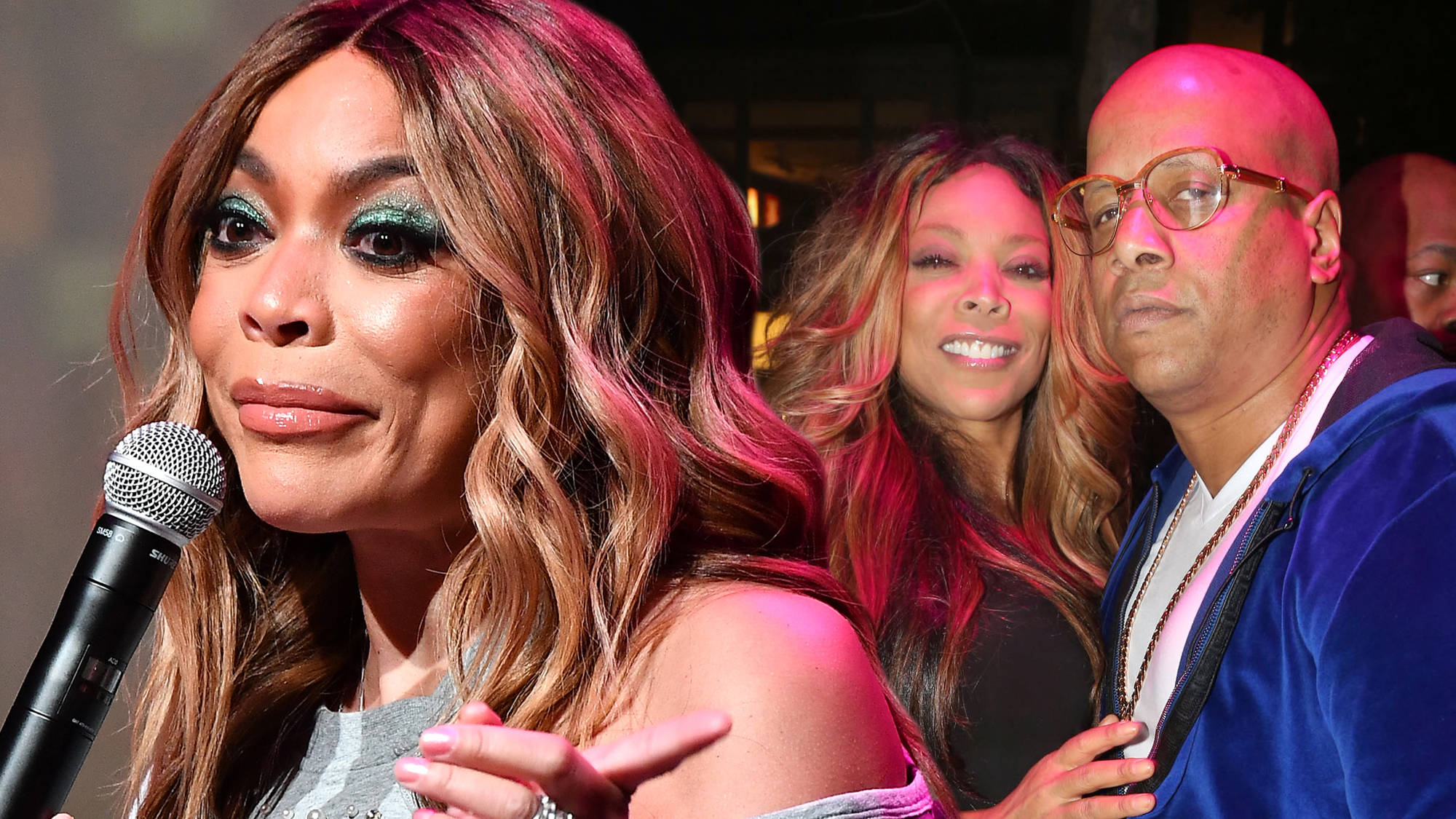 What made Wendy Williams Throws Shade At Her Ex-Husband His Mistress?
