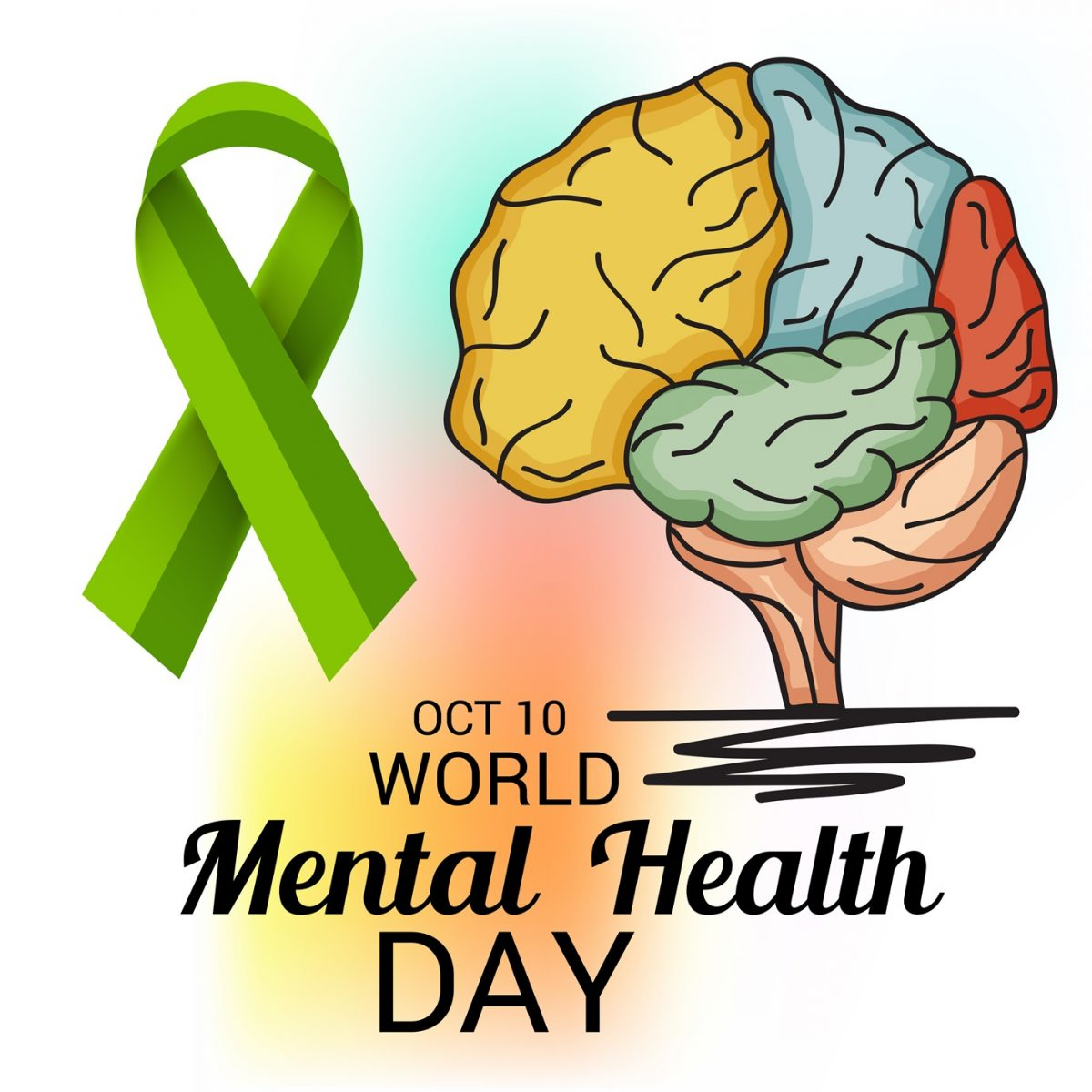 What Awareness did WHO spread on World Mental Health Day?