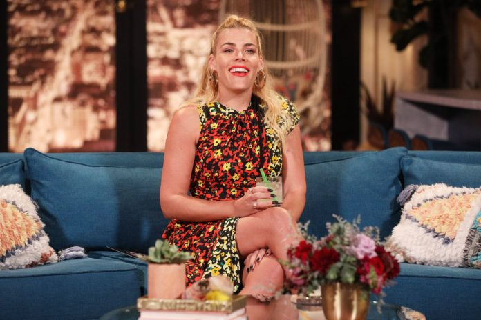 Busy Philipps Reaction to Busy Tonight's Surprise 'Revival' in The Affair
