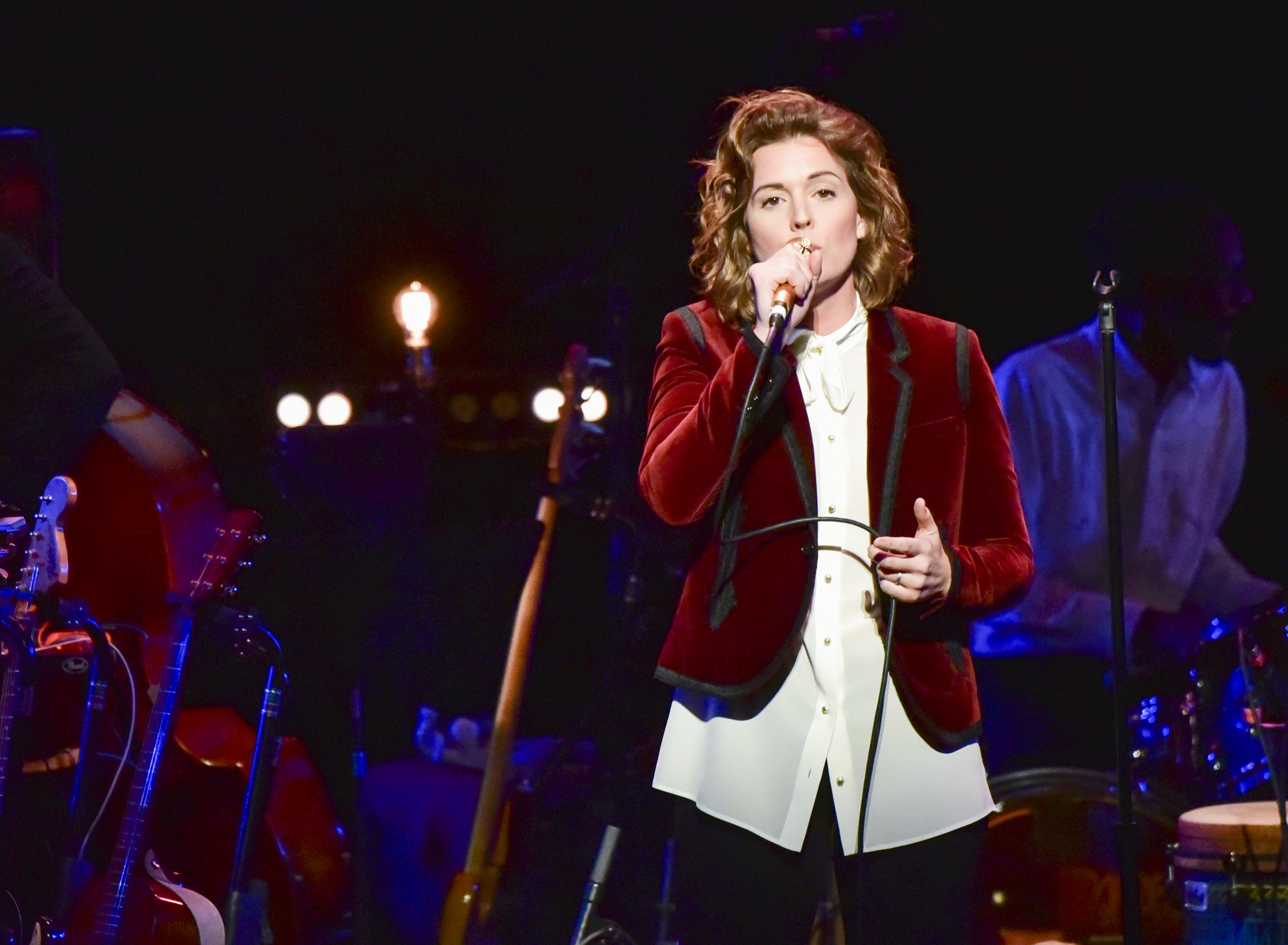 Brandi Carlile Gets Red-Hot and Blue Saluting Joni Mitchell: Here everything to know