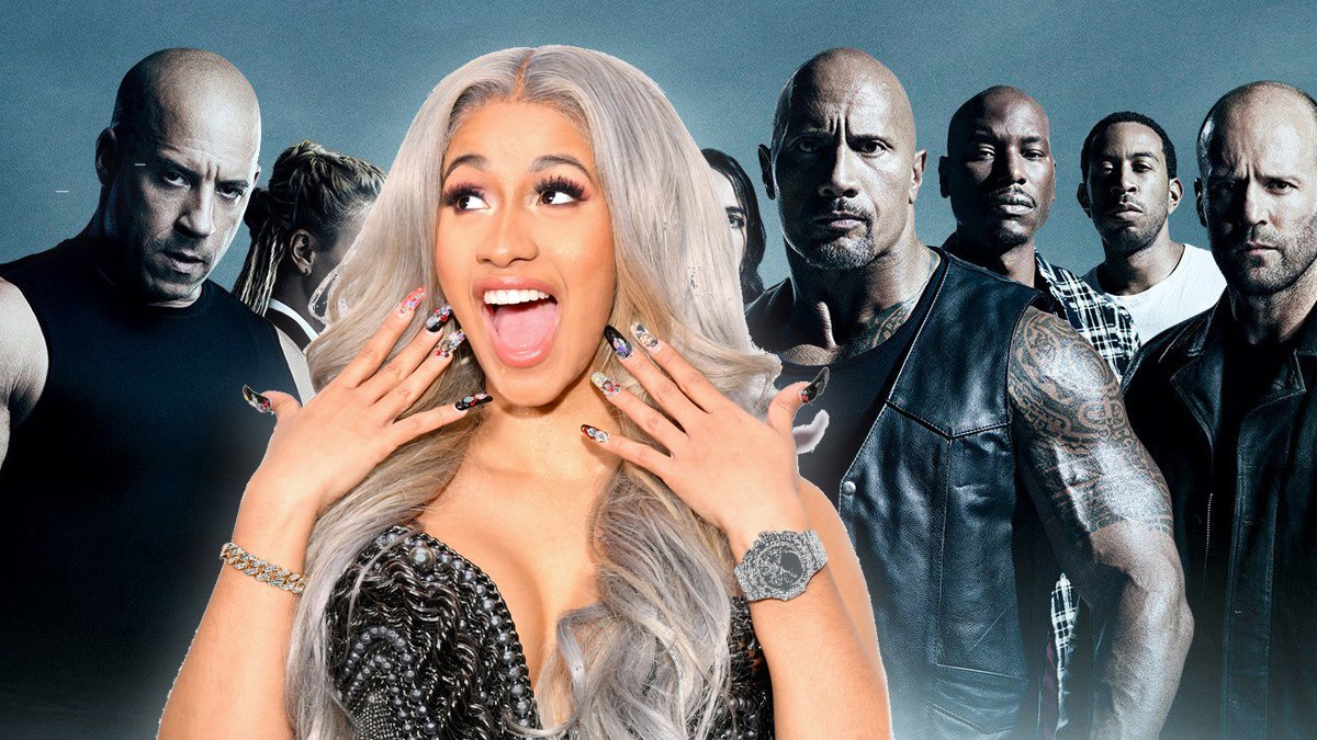 Cardi B Joins the Cast of Fast and the Furious 9: Here list of full cast and Details