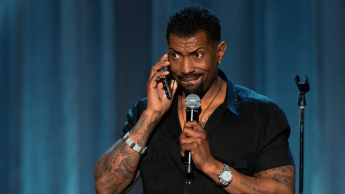Deon Cole: Revealed that Stand-up comedy is 'His sanctuary'