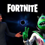 Fortnite's season 10 : Numbers shown on screens deepens black hole mystery