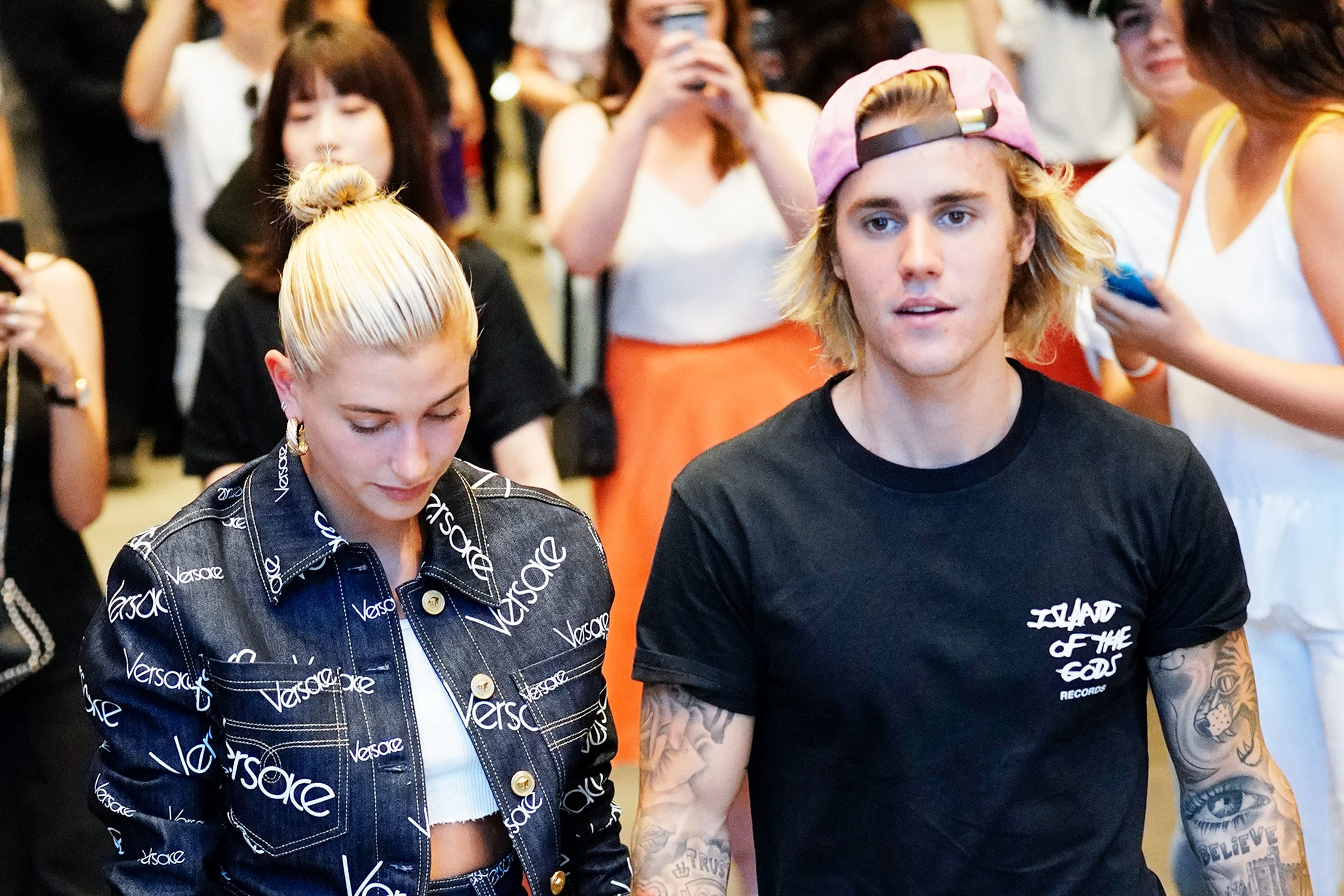 Justin and Hailey Bieber are officially married again- Here's the detail of the event