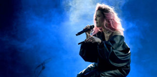 Halsey's New Graveyard music video- She is letting her 'imagination run wild'
