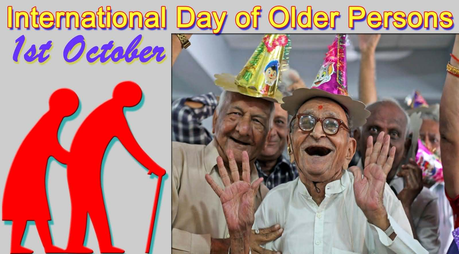 "How should we celebrate this year's ""International Day of Older Persons""?"