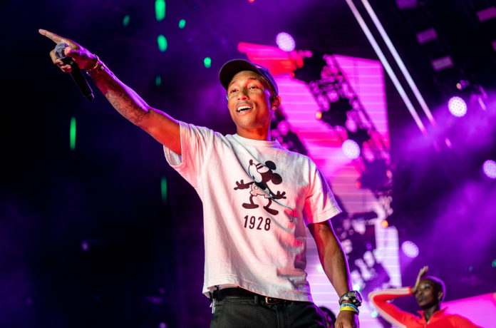 Pharrell announced the second annual