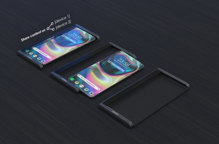 Samsung to develop New Hologram Projecting smartphone accessories