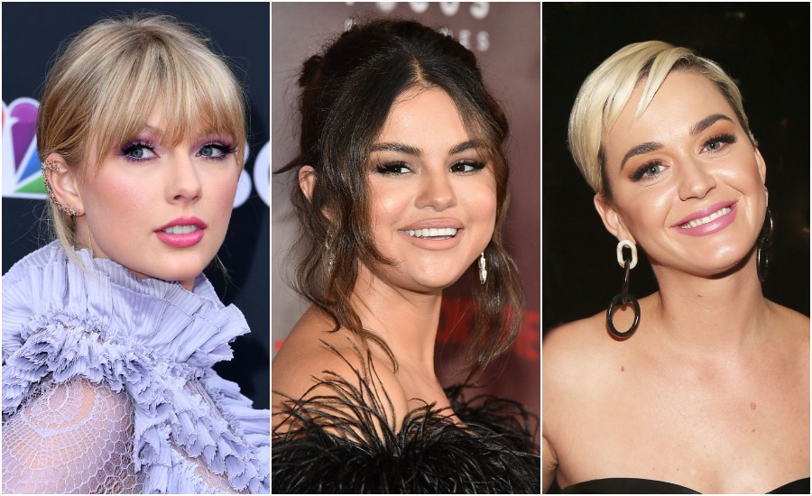"New Album announced Featuring ""Taylor Swift"", ""Katy Perry"" And ""Selena Gomez"" shutting down The Rumors"