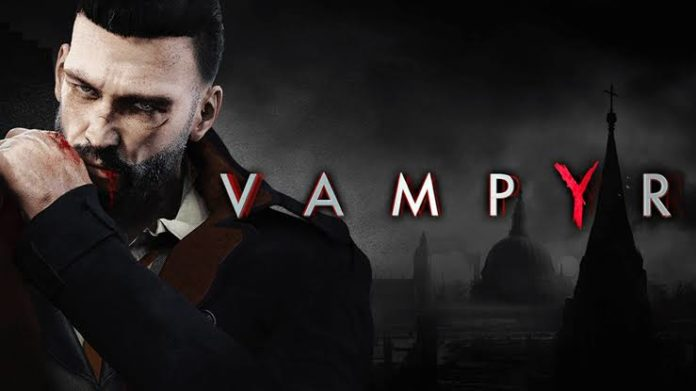 VAMPYR NOW AVAILABLE ON SWITCH