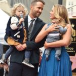 Ryan Reynolds and Blake Lively's Shares the First Photo of His Newborn Daughter