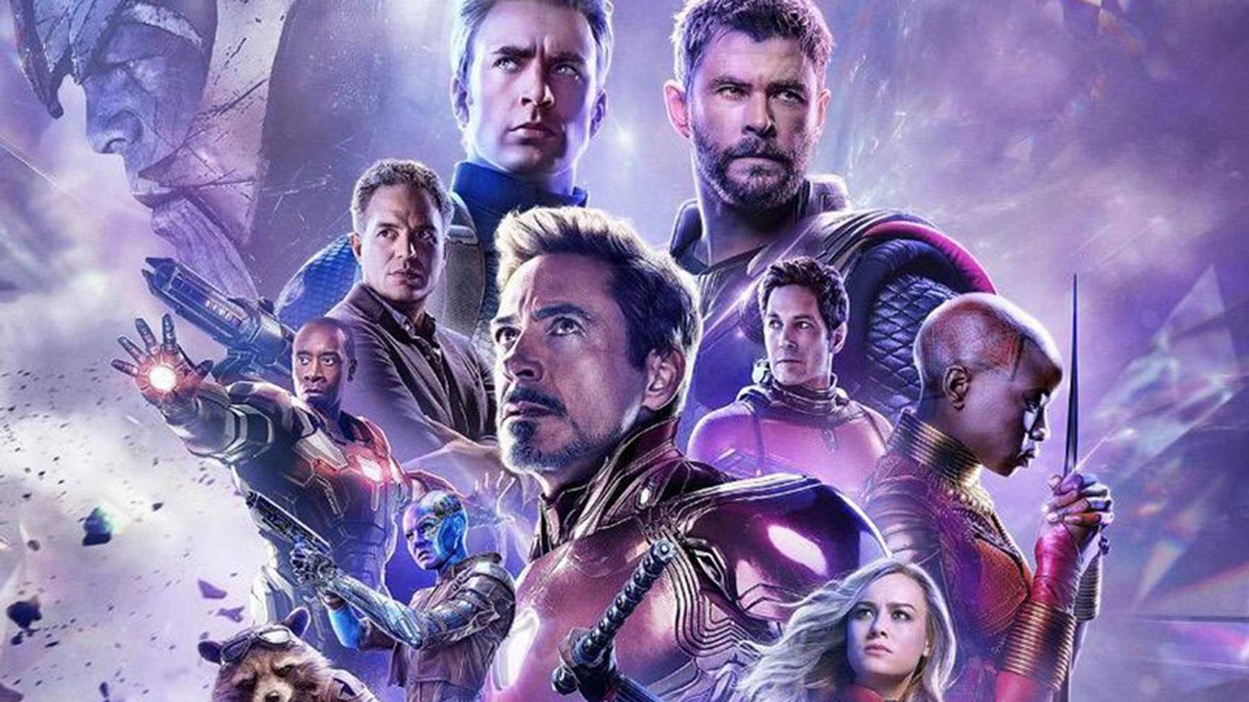 First Poster For Avengers Released by Marvel Studios : Release Date and Details inside