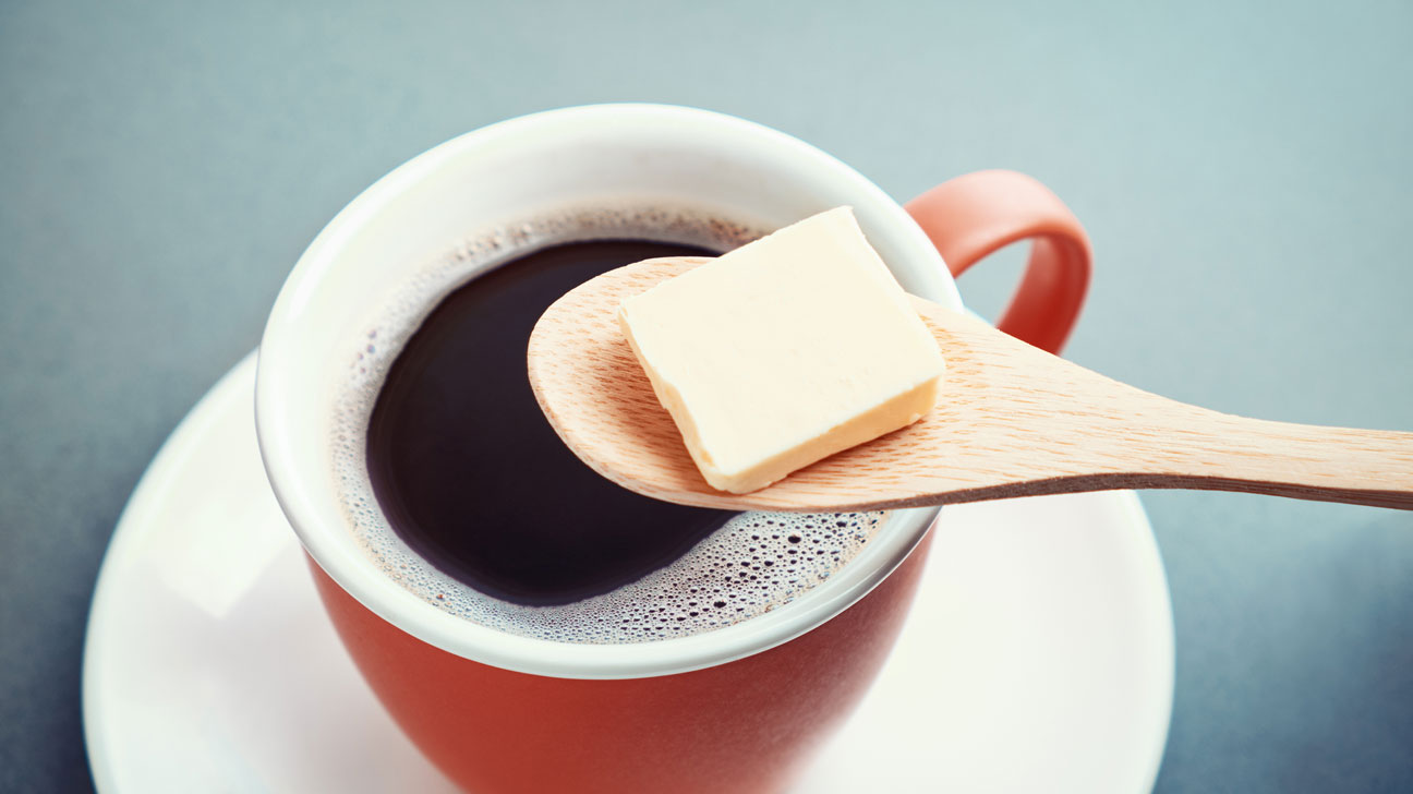 Here are the Reasons why people are adding clarified Butter to their cup of coffee?