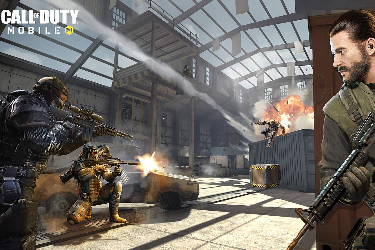 Finally! You can download Call of Duty Mobile on iOS and Android Phones