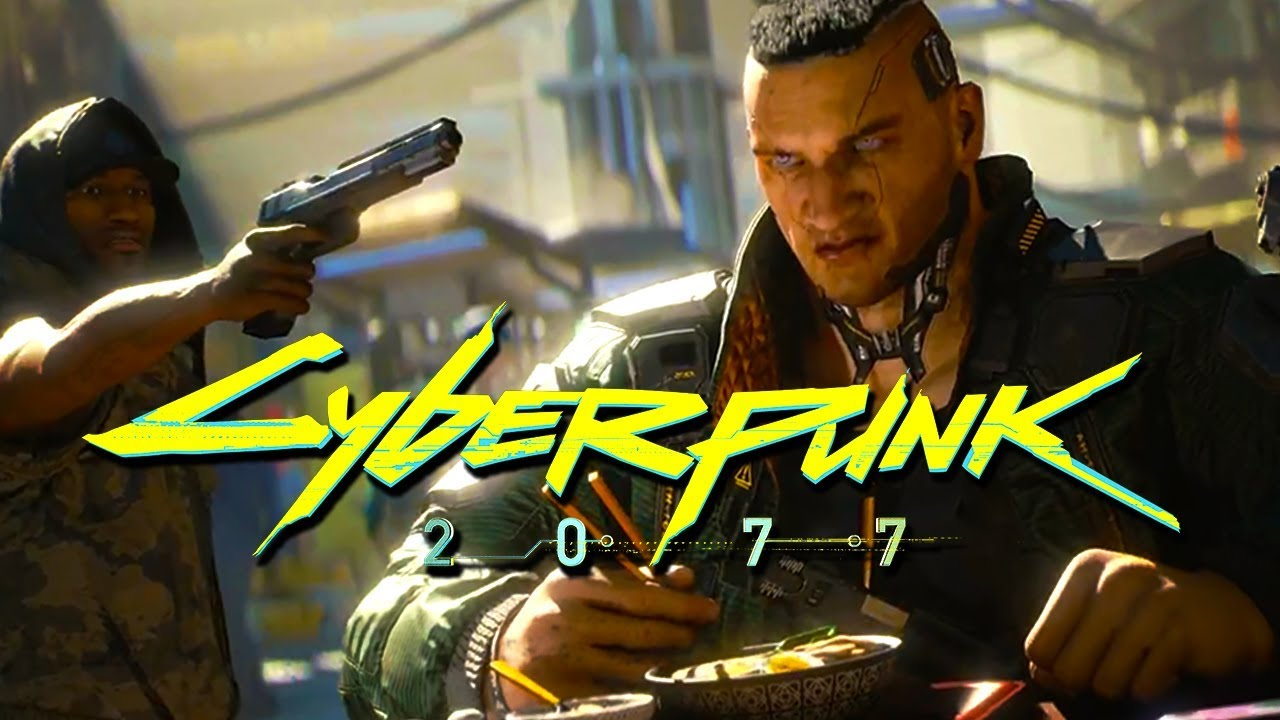 New Updates to The World Of Cyberpunk 2077 - Will Load Better And Faster