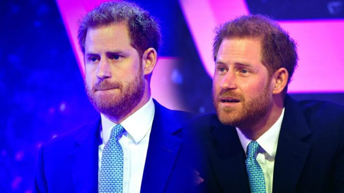 Prince Harry Got Emotional Talking About wife Meghan Markle