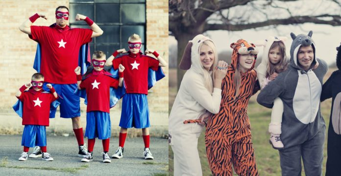 8 creative group costumes that you should wear on Halloween 2019