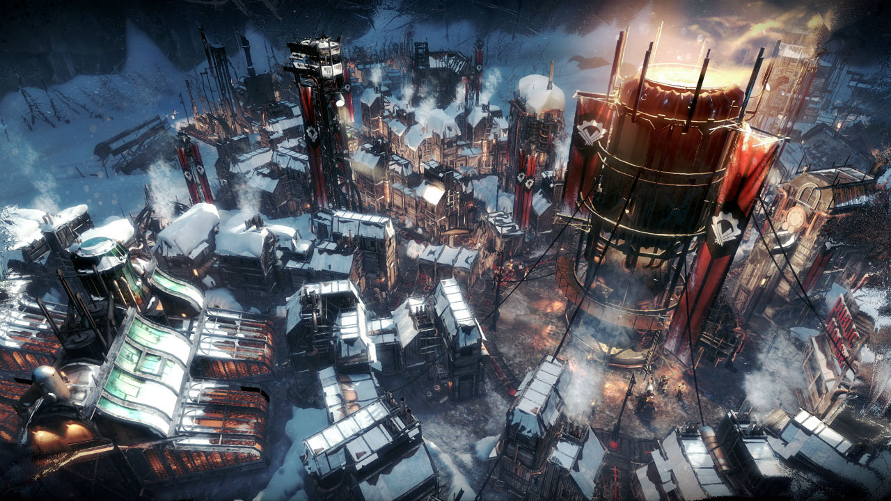 11-bit Studios Frostpunk: Console Edition: Review and Details