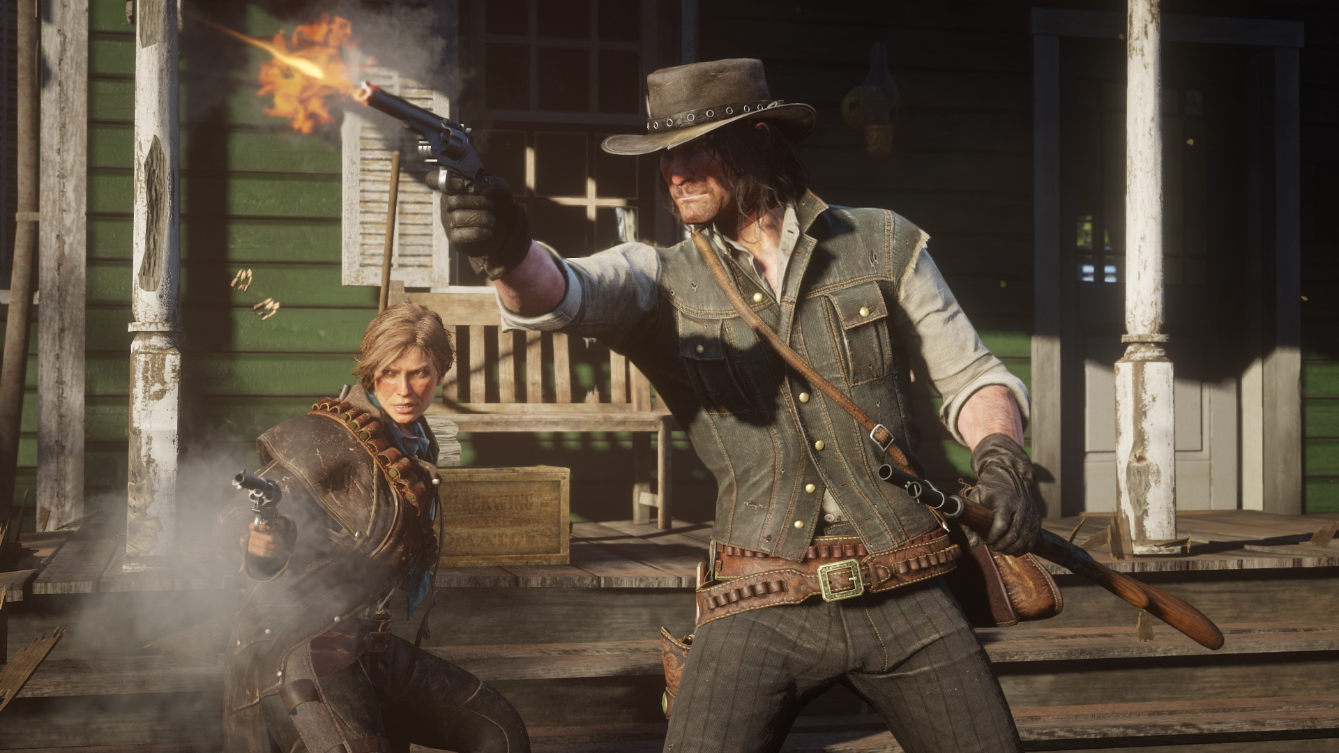 """Red Dead Redemption 2"" on PC Requirements Revealed : Details inside"