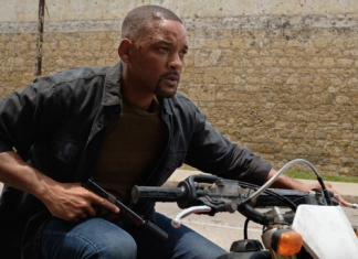 NETFLIX: Will Smith Talks Starring Opposite Himself in 'Gemini Man' on 'Late Show'