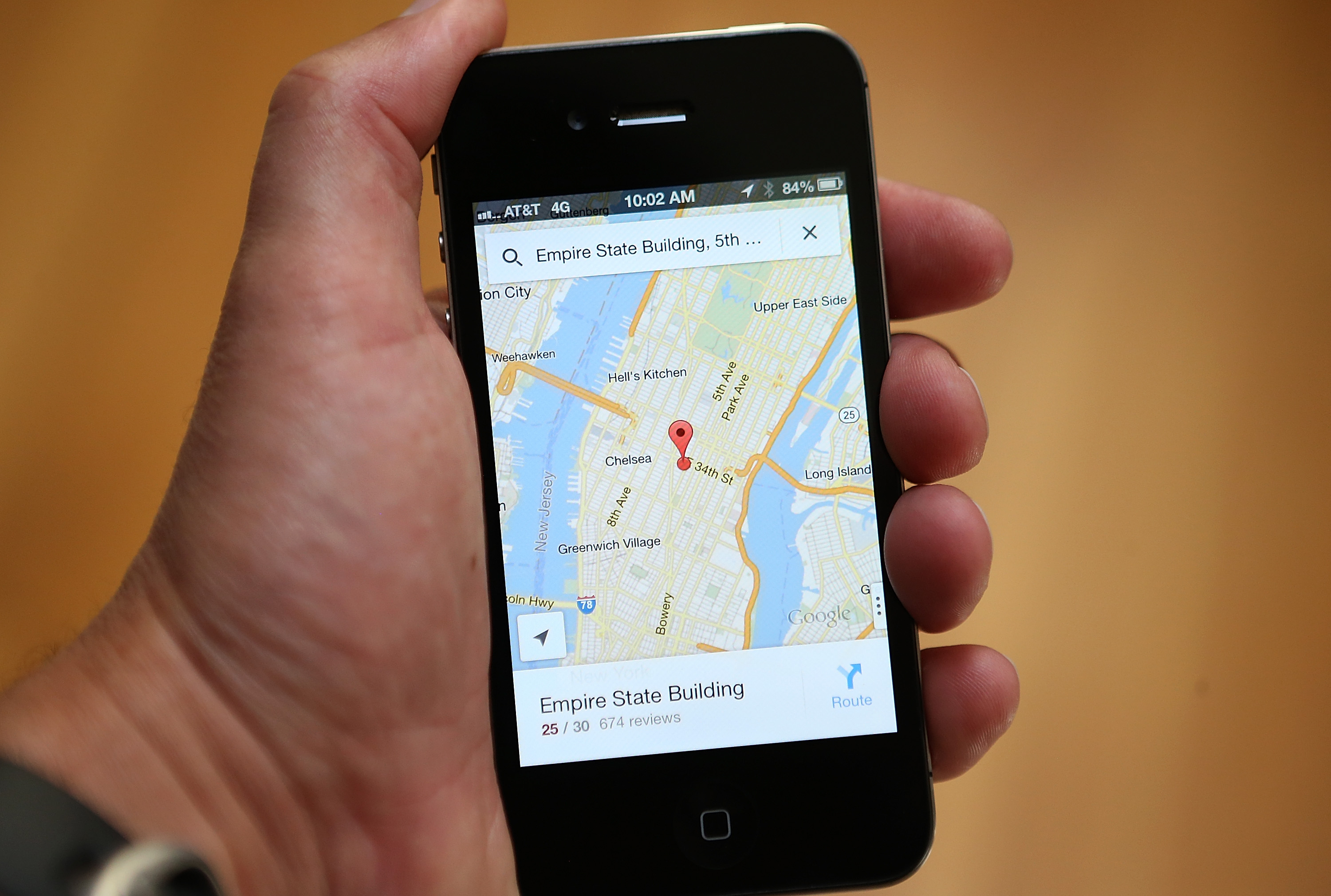 Apple maps app to compete with Google Maps after Updation