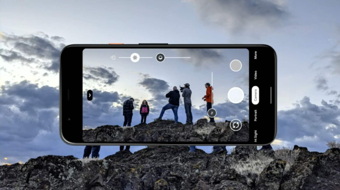 New Pixel 4 will allow you to photograph the night sky