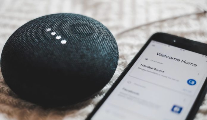 How to make Duo calls with Google Home smart speakers?