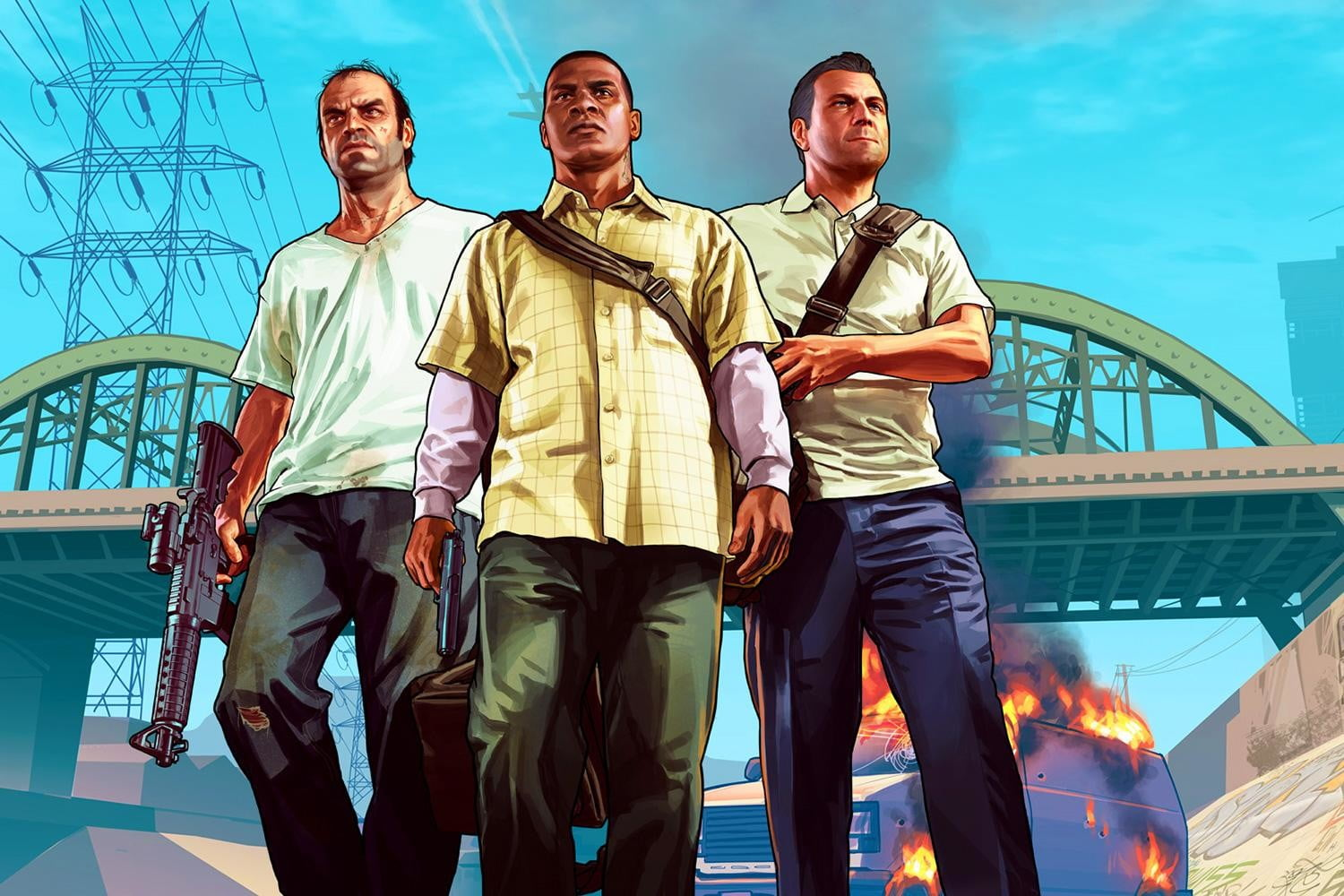 'GTA 6' to be out soon in 2020 or 2021 Announced series voice actor