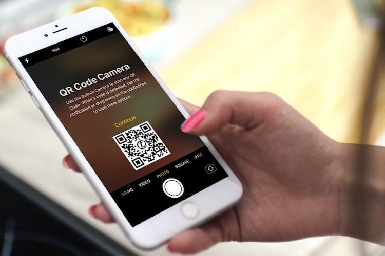 How to scan QR codes on your iPhone or iPad