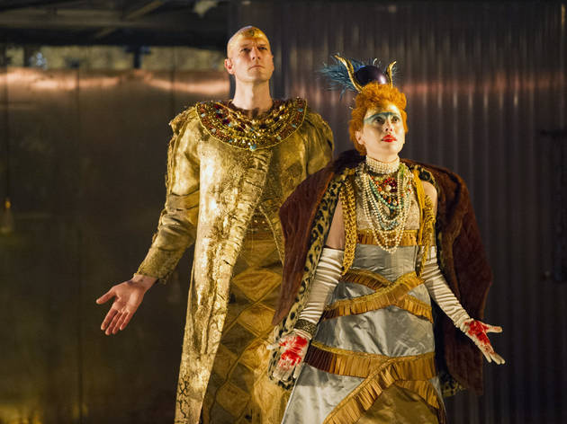 Anthony Roth Costanzo Takes On 'Akhnaten' after losing a voice in cancer.Anthony Roth Costanzo Takes On 'Akhnaten' after losing a voice in cancer.